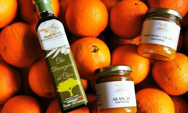 Azienda Agricola Antonio Palermo i prodotti sani della Sicilia