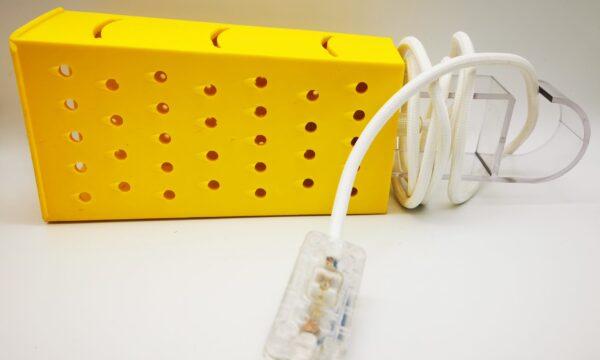 In-es.artdesign vi presento la lampada Cacio&Pepe della collezione Be.pop