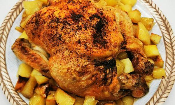 Pollo alla Paprika come realizzarlo con la crosticina croccante