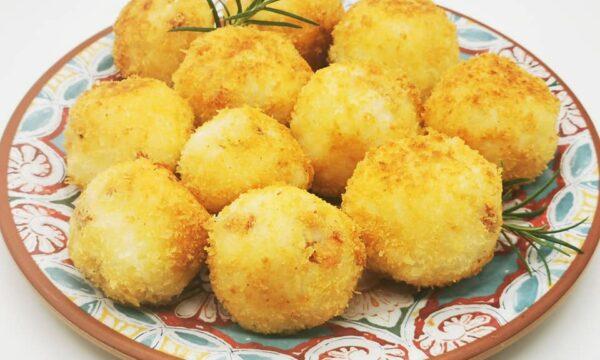 Rice Panko Balls il fingerfood che vi farà impazzire