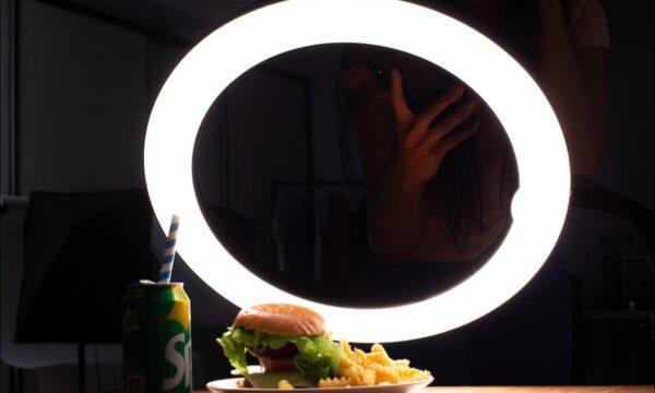 Ring Light cosa sono e come possono aiutare nel mondo foodblog