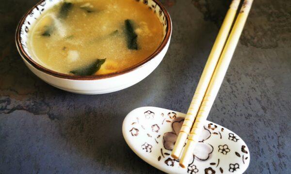 Misoshiru, la zuppa tradizionale giapponese