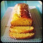 Glacè Lemon Cake