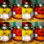 Conserve sott'olio gustose