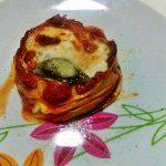 Lasagnetta gourmet  alla parmigiana