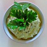 Salsa verde profumata al limone e senape