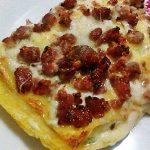 Lasagna ricca con porcini & Bergader