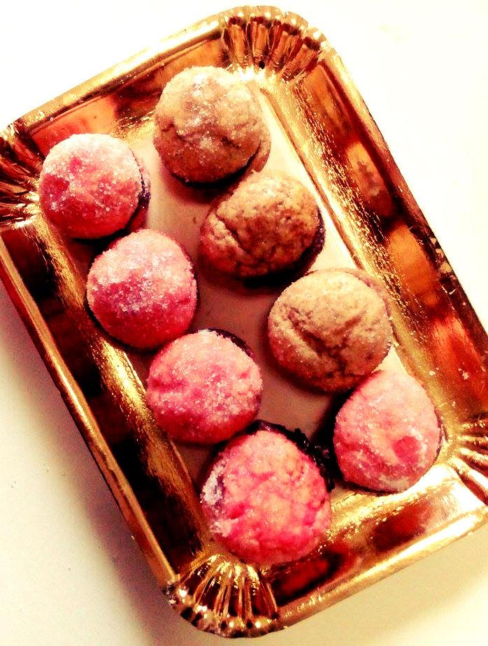 Pesche dolci - Petit Patisserie -