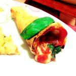 Sfiziosi Coni & Cannoli pizza