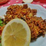 Sovracosci di pollo croccante al limone