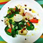 Insalata Gourmet cotta, cruda e marinata