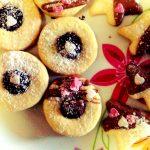 Biscotti Occhi di Bue a regola d'arte