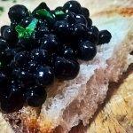 Perle di finto caviale