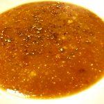 Minestra di quinoa con granturco e piselli