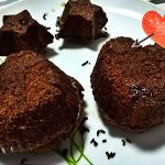 Cuori di Brownies al Marshmallow