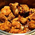 Pollo e polenta col riso (ricetta veneta)