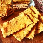 Crackers & salatini aromatizzati