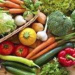 Calendario stagionale di frutta, verdura, aromi e legumi!