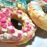 Donuts glassate (non fritte ma al forno)