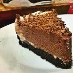 Cheesecake senza cottura ai tre cioccolati