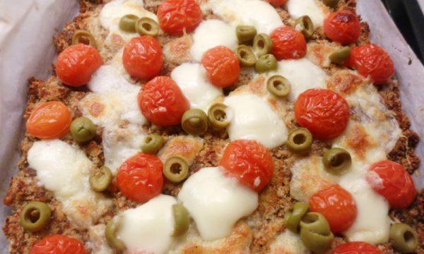 Carne a pizzetta