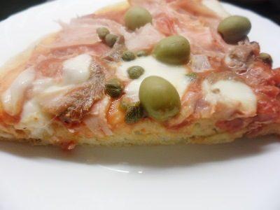 Pizza in ciotola