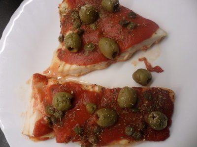 Pesce alla pizzaiola