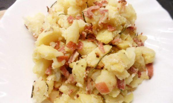 Sbrisolona di patate