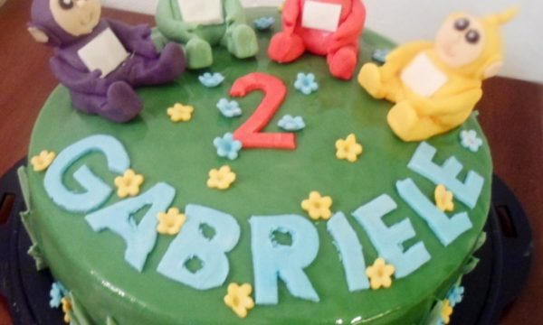 Torta teletubbies