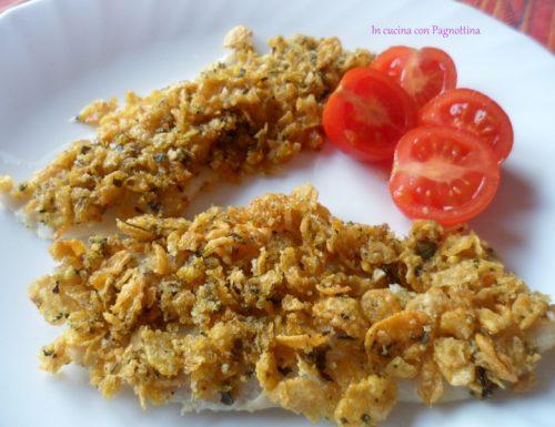Filetti di pesce croccanti
