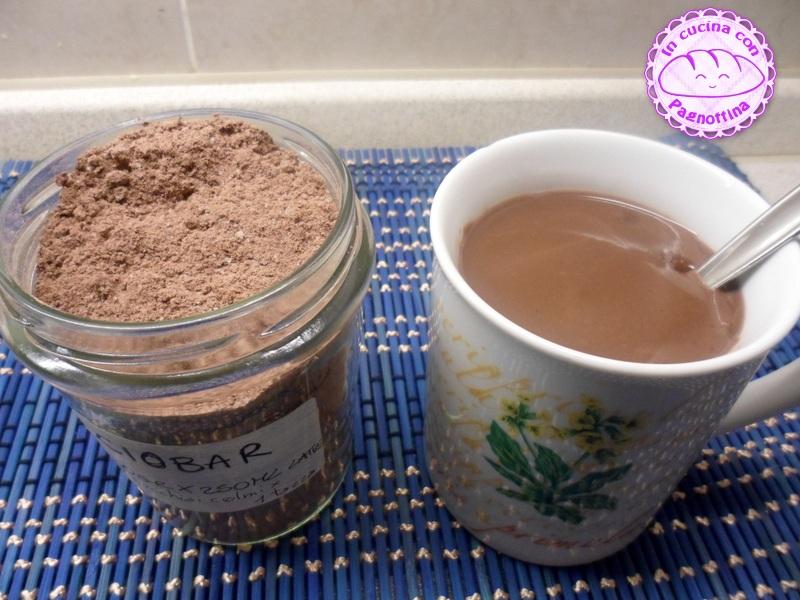 Preparato per cioccolata - Ciobar