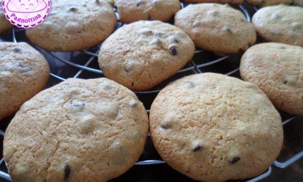 Chocolate chip cookies (senza burro)