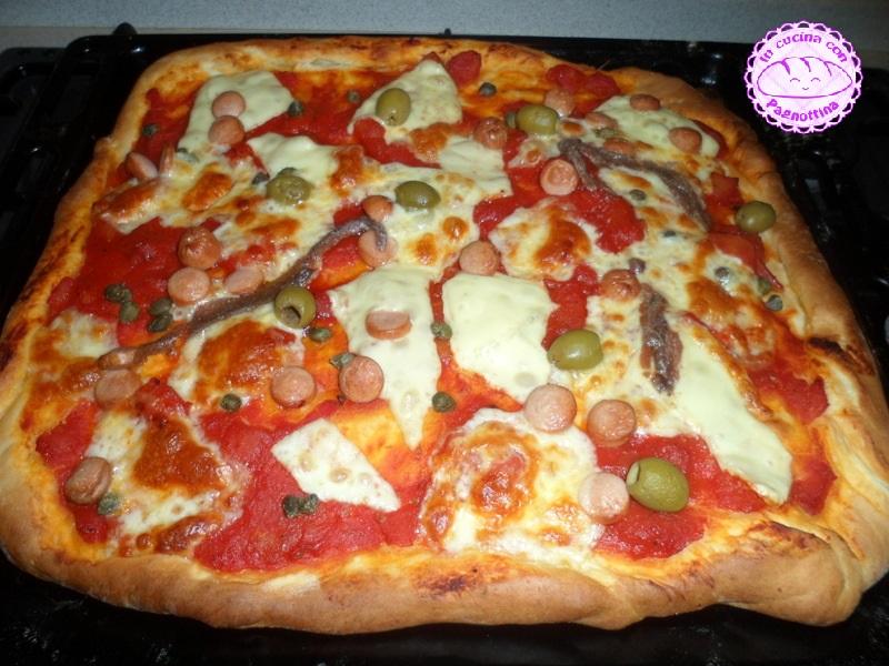 Как сделать тесто для пиццы в сковороде