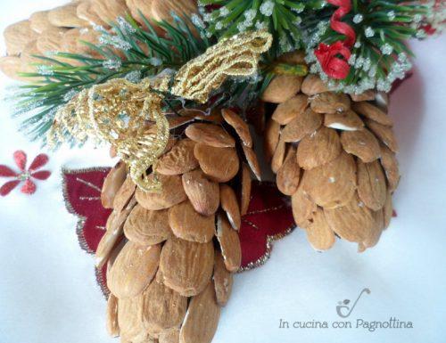 Dolci pigne natalizie