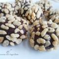 Biscotti al cacao cocco e riso soffiato