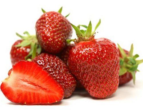 Torte e dolci con le fragole