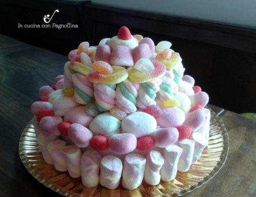 Torte di caramelle