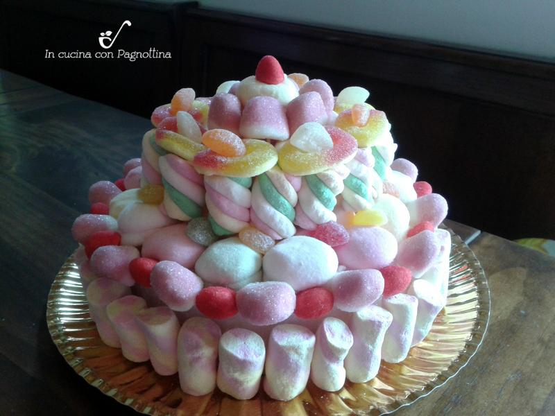 torta di caramelle1