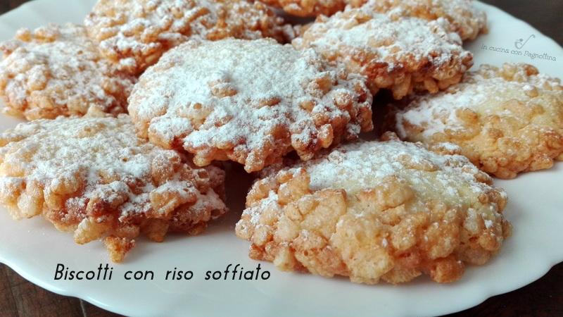 biscotti con riso soffiato 2