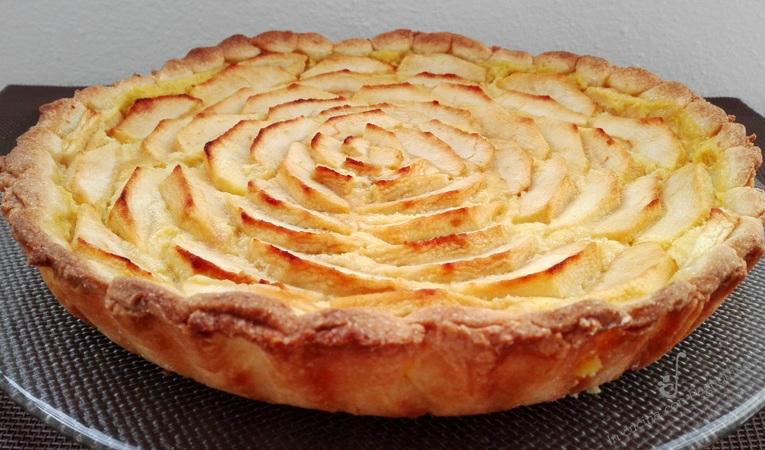 crostata-di-mele-e-crema