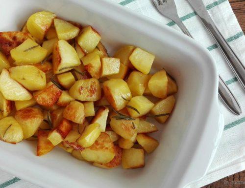 Patate al forno ricetta classica