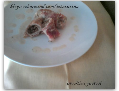 involtini gustosi
