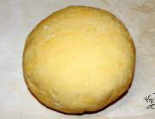 Pasta frolla classica con Bimby