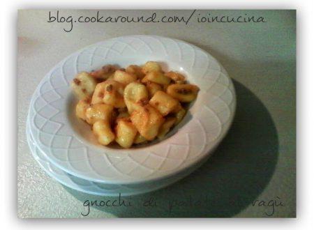 gnocchi di patate al ragù