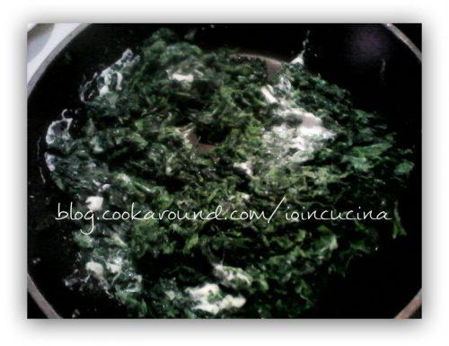 spinaci al philadelphia