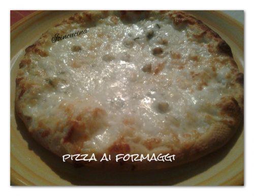 pizza ai formaggi