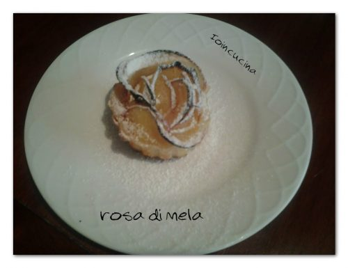 rosa di mela