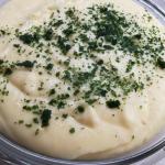 Purè di patate all'aglio