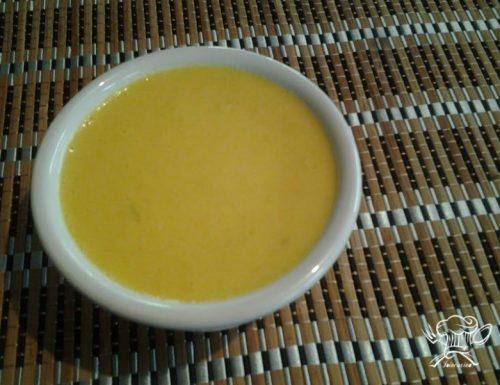Salsa gialla al peperone