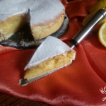 Torta cremosa al limone con Bimby